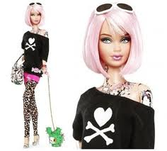 Momup! Monday: Tattoo Barbie
