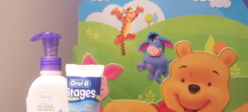 Oral-B Stages Winnie the Pooh Movie Night