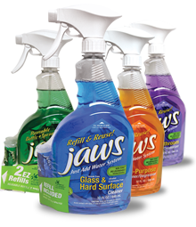 Win a $5,000 Professional Reorganization and Home Cleanup From JAWS CleaningProducts