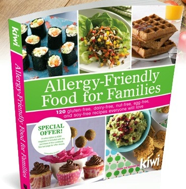 Allergy-friendly Food for Families (120 recipes)
