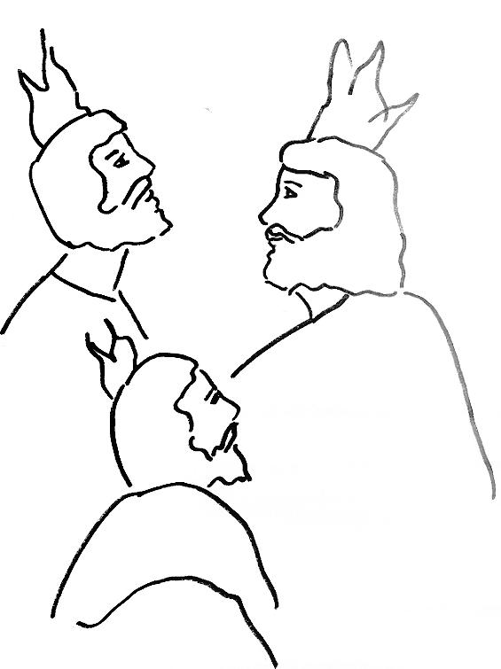 pentecost coloring pages for preschoolers - photo#27