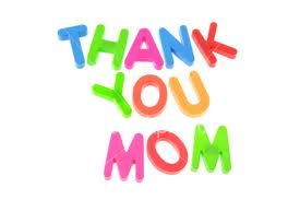 Thank You Mommy: Story time, Playtime, Water play, and Kids' Choice for Dinner!
