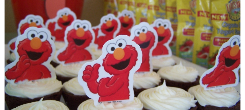 Sesame Street Party: Look who turned two!