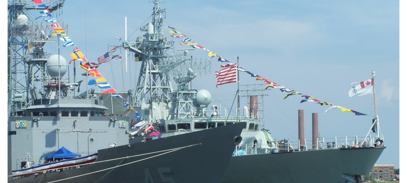 Navy Week AnchorsAweigh