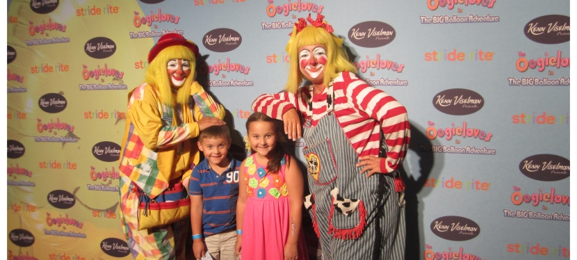 The Oogieloves in The Big Balloon Adventure World Premiere