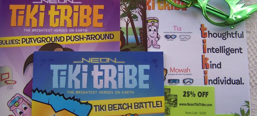 Neon Tiki Tribe Party (vlog) and GIVEAWAY