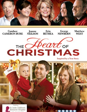 The Heart of Christmas: A Life Changing Movie (Review and GIVEAWAY)
