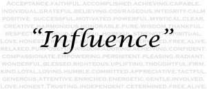 Tuesday's Tip: Be Aware of Your Influence