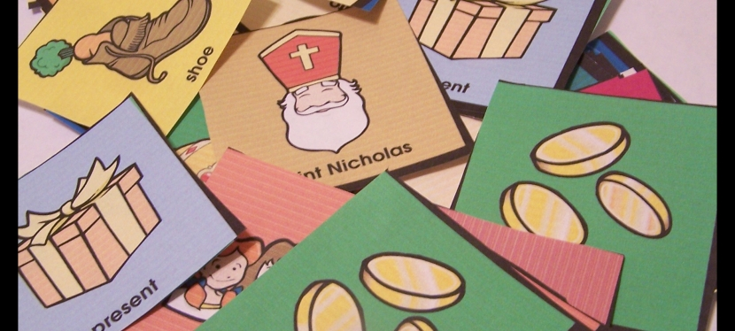 St. Nicholas Activities for Kids