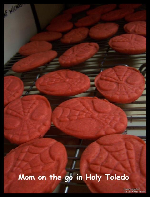 blueberries_pork_spidermancookies 013