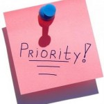 Reevaluating priorities: Where are you investing your time?