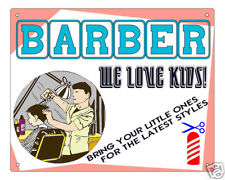 Tips for a Trauma-free Kids Haircut