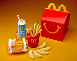 McDonald's Happy Meals: Calcium, Fruit, and Literacy? (Giveaway)