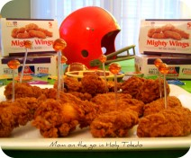 McDonald's Mighty Wings Review & Giveaway!!