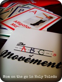 The ABC's of Movement (Download these today!)