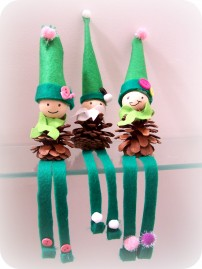Christmas Craft: Elf