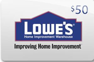 American Dream Builders ($50 LowesGiveaway)