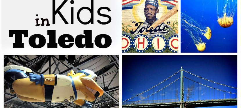 101+ Places to go with Kids in Toledo
