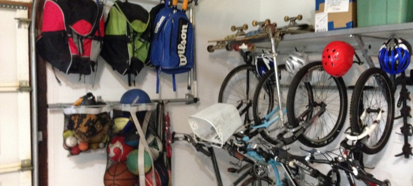 Tuesday's Tip: Garage Organizing Made Easy