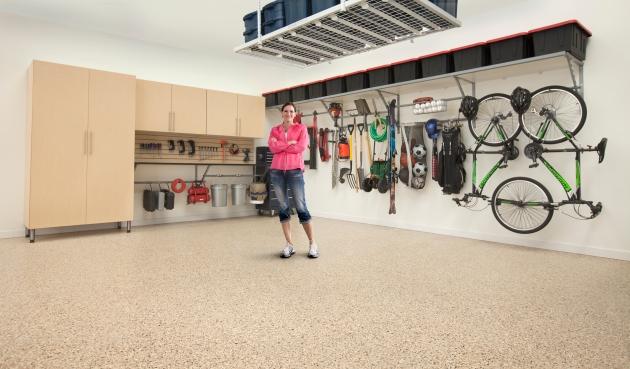 Organized Garage Solutions