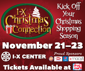 I-X Christmas Connection Ticket Giveaway! (4 tickets!)