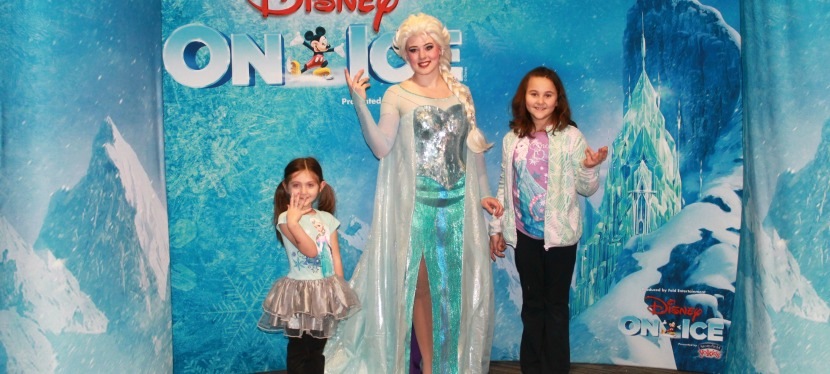 Disney on Ice Princesses & Heroes with Local Heroes