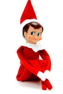 Why there is no Elf on our Shelf?