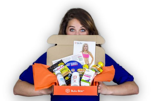 Don't gain this Christmas….get the box!! (promo code included!)