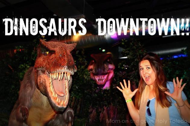 ImaginationStation Dinosaur
