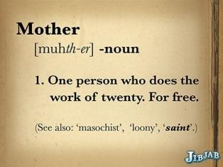 mothersaying