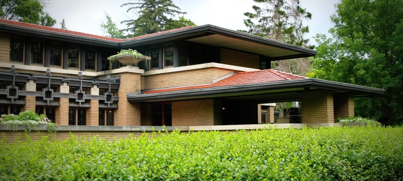FREE Tours of a Frank Lloyd Wright House!