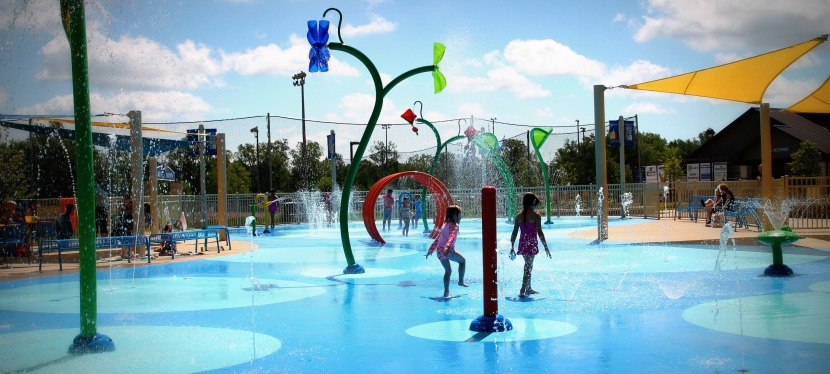 Thorn Park SPLASH PAD
