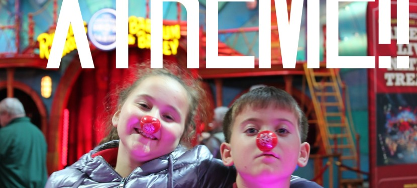 Circus XTREME, Entertaining &Educational!?!