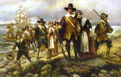 Modern Day Life from the Perspective of a Pilgrim…where did we gowrong?