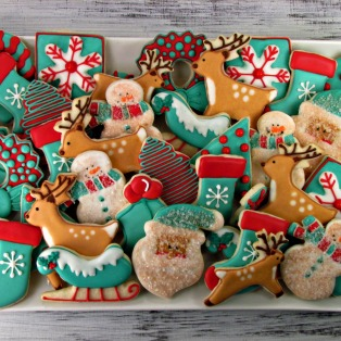 Mom On The Go In Holy Toledo Tag Archive Christmas Cookie Exchanges