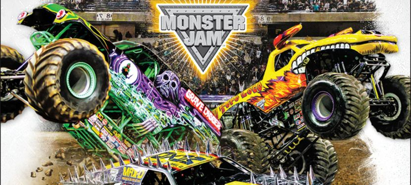 Monster Jam® is coming to TOLEDO!! WIN TICKETS!!