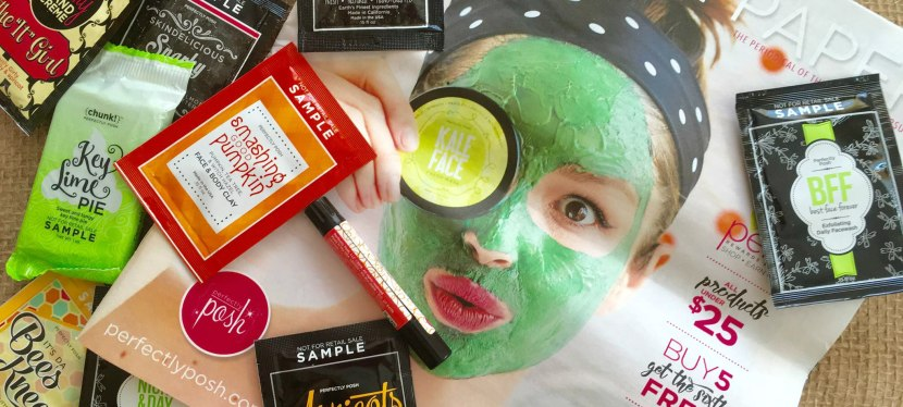 Perfectly Posh Review & Giveaway