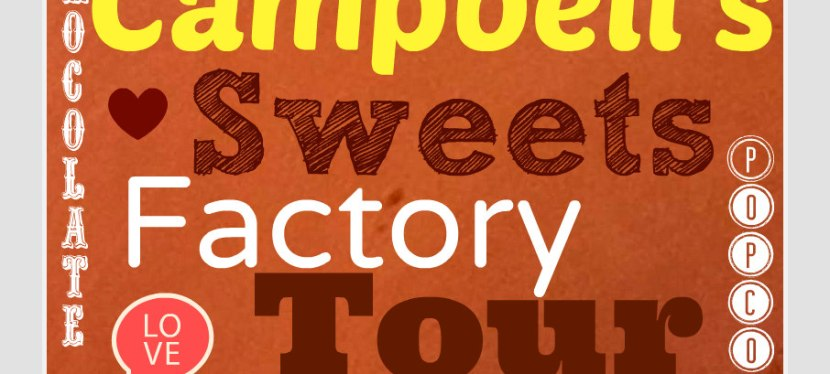 Campbell's Sweets FactoryTour