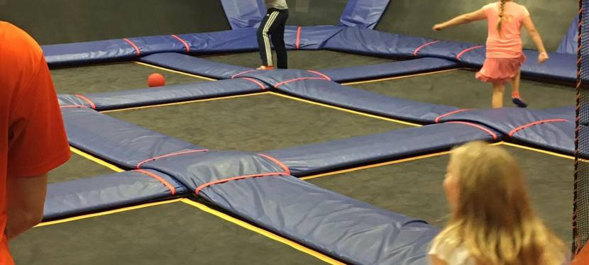 Gift Guide and Giveaway: Sky Zone