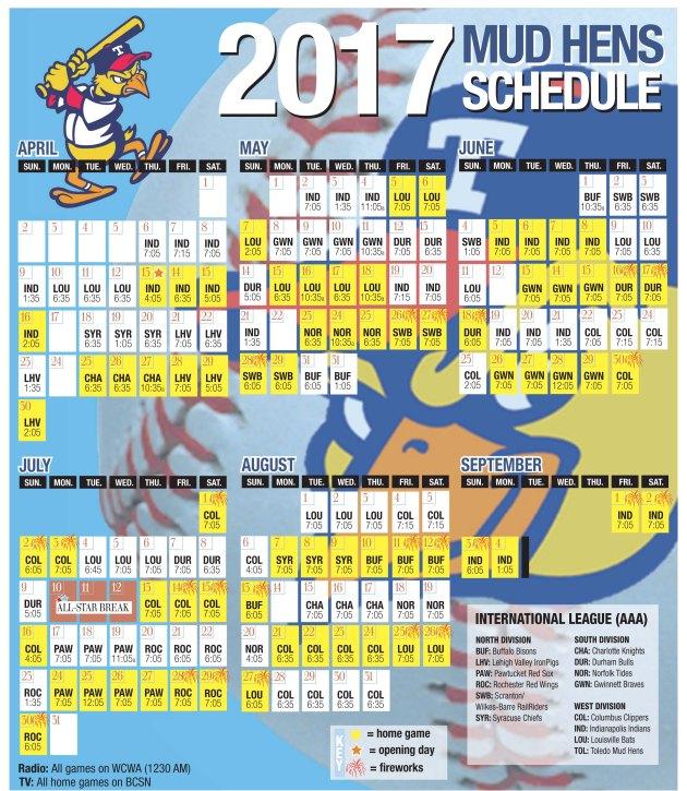 2017-toledo-mud-hens-season-schedule