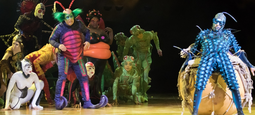 OVO Cirque du Soleil Family 4-pack Tickets Giveaway