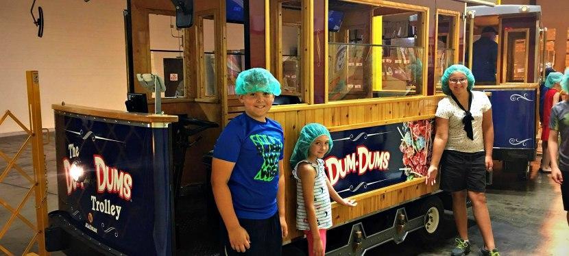 Spangler Factory Tour(Dum-Dums)