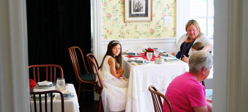 Sweet Shalom Tea Room is OPEN inToledo!
