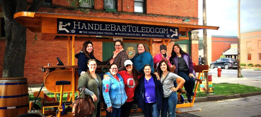 Featured Moms Night Out: The HandleBar Toledo