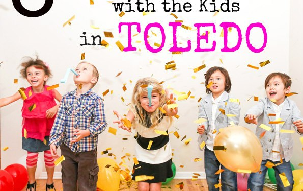 8 Great places to celebrate New Year's Eve with the Kids in/near Toledo