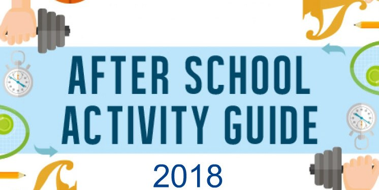 After School Activities Guide (2018)