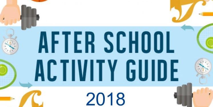 After School Activities Guide(2018)