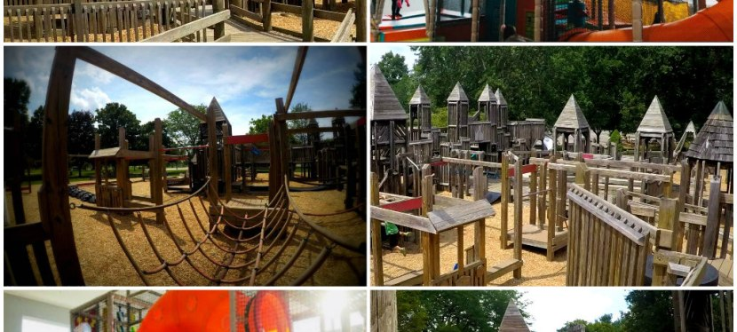 Imagination Station Playground