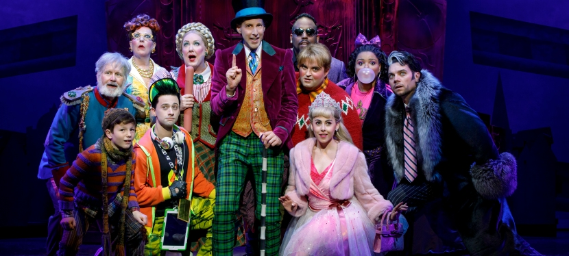 Charlie and the Chocolate Factory Family 4-Pack Ticket Giveaway