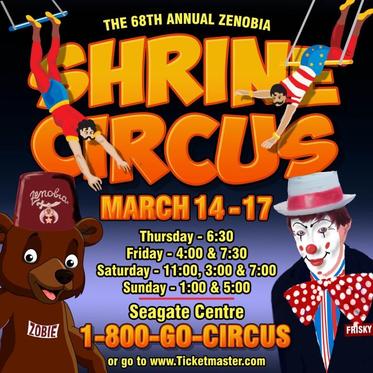 Shrine Circus Social Media Size